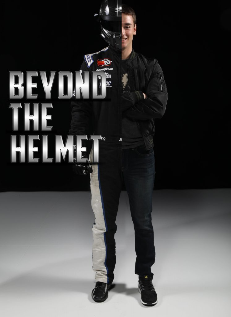 Beyond the helment
